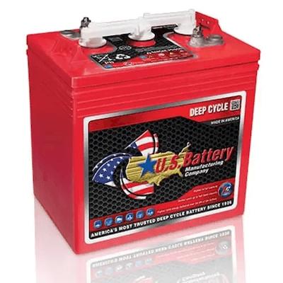 US 1800 XC2 6-Volt, 208 Amp Hour