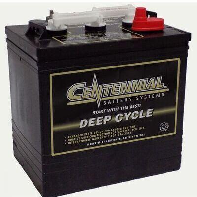 Centennial GC 2200P 6-Volt, 220 Amp Hour